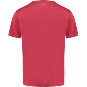 Kaikkialla Taisto Drirelease SS Shirt Men Rust